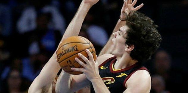 Cavaliers toparlanıyor