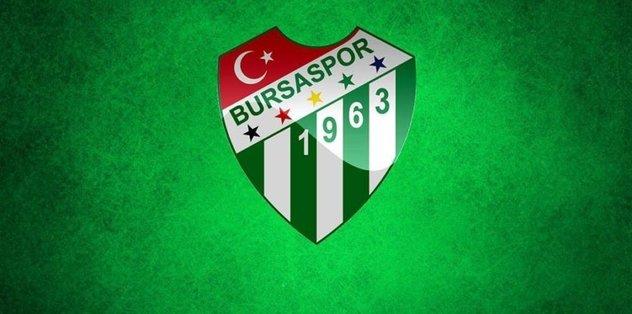 Bursaspor yeni transferini açıkladı!