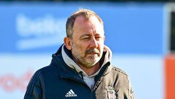 Beşiktaş lider bitirmek istiyor! İşte Göztepe maçı 11'i