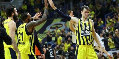 MAÇ SONUCU Fenerbahçe Beko 86-64 Asvel