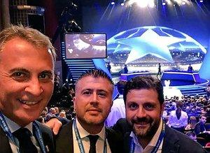 Beşiktaştan Roma çıkarması