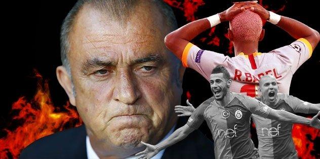 Galatasaray'da transfer krizi! Belhanda ve Feghouli...