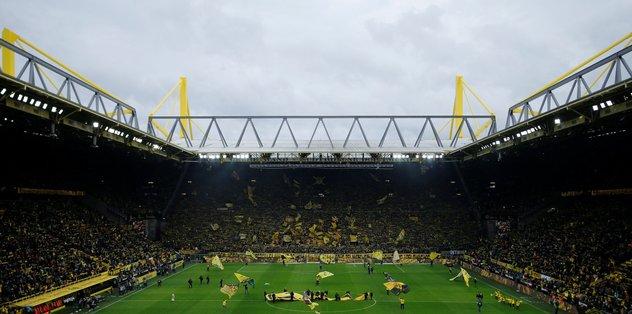 Borussia Dortmund'dan corona virüsüne karşı dev hamle! Signal Iduna Park... - Almanya Bundesliga -
