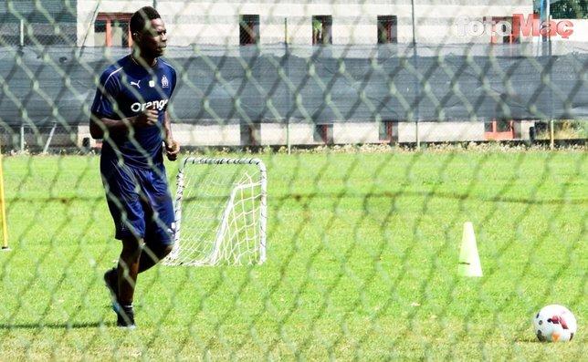 Mario Balotelli antrenmanda görüldü! Sürpriz...