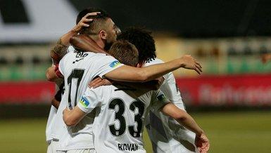 Yukatel Denizlispor 1-5 Beşiktaş | MAÇ SONUCU
