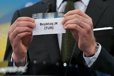 Beşiktaşın zorlu fikstürü!