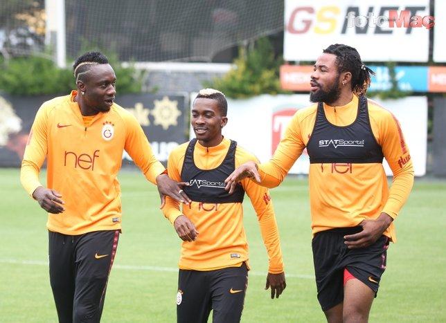 Galatasaray'dan flaş Diagne kararı!