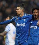 Juventus deplasmanda hata yapmadı