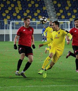 Gençlerbirliği 1-0 İstanbulspor | MAÇ SONUCU