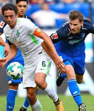 Werder Bremen Hoffenheim'e 3-2 yenildi