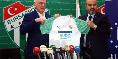 Büyükşehir'den Bursaspor'a büyük destek!
