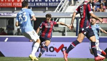 G.Saray'ın rakibi Lazio deplasmanda kayıp!