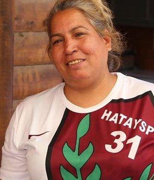 Hatayspor'un kadın amigosu Songül Taşdelen: Deplasmanda ölümden döndüm!