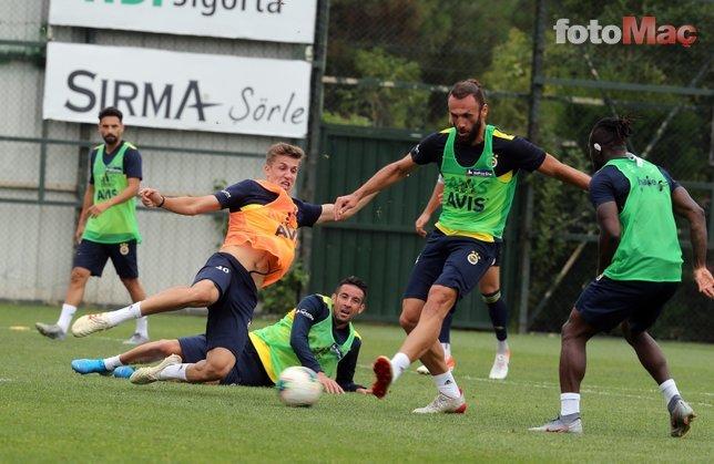 Fenerbahçe'de 4 transfer 1 ayrılık
