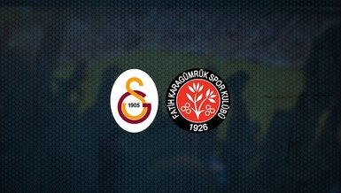 Aslan çıkış arıyor! Galatasaray - Fatih Karagümrük maçı ne zaman, saat kaçta ve hangi kanalda? | Süper Lig