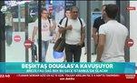 Beşiktaş'ın yeni transferi İstanbul'a geldi!