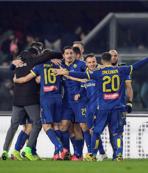 Juventus'a Hellas Verona şoku!