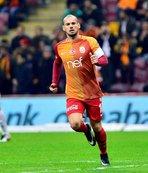 Sneijder'e büyük ayıp