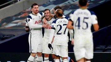 Tottenham 3 puanı 4 golle aldı!