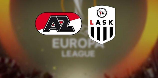 AZ Alkmaar LASK Linz UEFA Avrupa Ligi maçı ne zaman, saat kaçta, hangi kanalda?