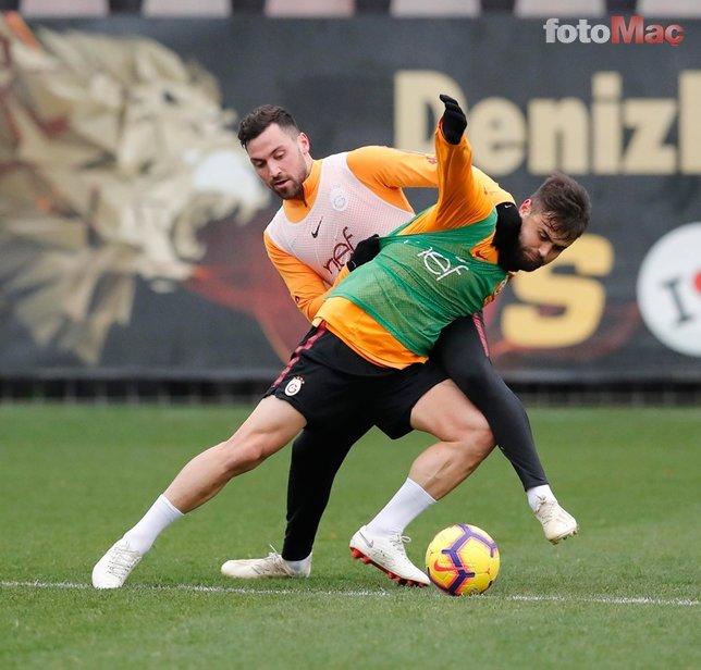 Galatasaray'da 3 transfer 2 ayrılık!