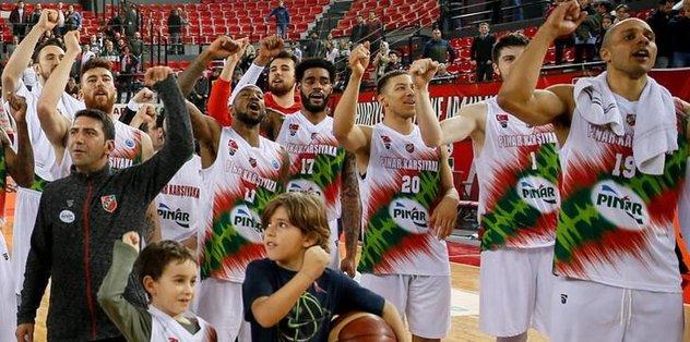 Pınar Karşıyaka'nın kulağı FIBA'da - Basketbol -