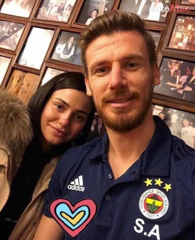 Serdar Aziz'in eşinden Galatasaray isyanı!