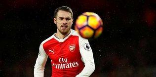 Ramsey gelecek sezon Juventus'ta