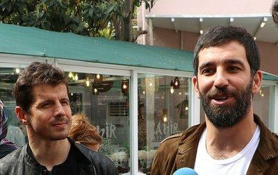 Arda Turan ve Emre Belözoğlundan down sendromlu çocuklara jest