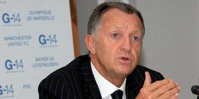 Lyon başkanının 'Kartal' korkusu
