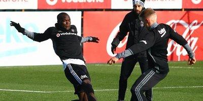 Beşiktaş'ta D. Kiev hazırlıkları başladı