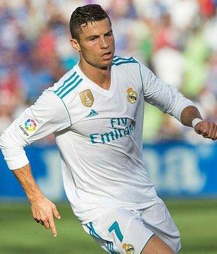 Ronaldo yine gönülleri kazandı
