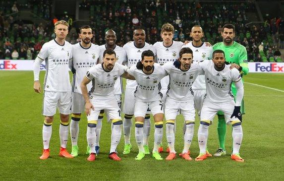 Krasnodar 1-0 Fenerbahçe