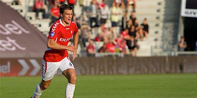 Beşiktaş'ın gündemindeki Lauritsen için flaş transfer açıklaması! - Futbol -