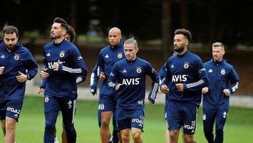 Fenerbahçe'de Trabzonspor mesaisi başladı! Yıldız futbolcu takımdan ayrı çalıştı