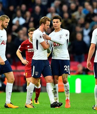 Rekor kırılan maçta Tottenham galip