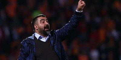 Ümit Özat'tan Galatasaray karşısında revizyon