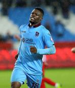Trabzonspor forvetleriyle kazandı!