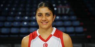 Merve Aydın: Daha fazla Türk sporcu Avrupa'da forma giyecektir
