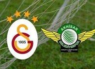 Galatasaray-Akhisarspor Süper Kupa maçı öncesi basın toplantısı düzenlendi