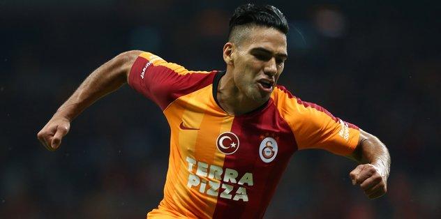 Falcao'dan Galatasaray'a çılgın gelir!