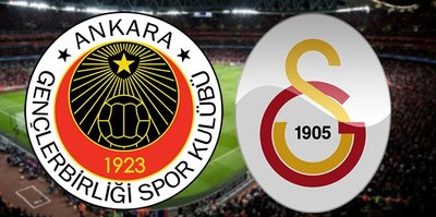 Gençlerbirliği - Galatasaray | CANLI