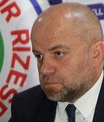 Çaykur Rizespor'dan maç sonu olaylarıyla ilgili açıklama