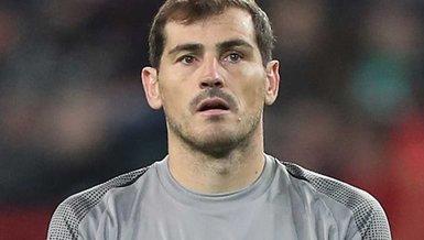 Dünya futbolunda bir devir sona erdi! Iker Casillas...