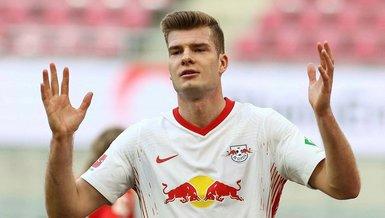 Son dakika transfer haberleri: Leipzig'den Trabzonspor'a flaş Alexander Sörloth cevabı!