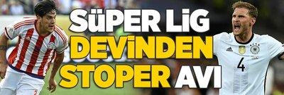 Süper Lig devinden stoper avı!