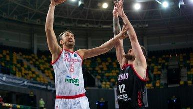Bilbao Basket 72-81 Pınar Karşıyaka | MAÇ SONUCU
