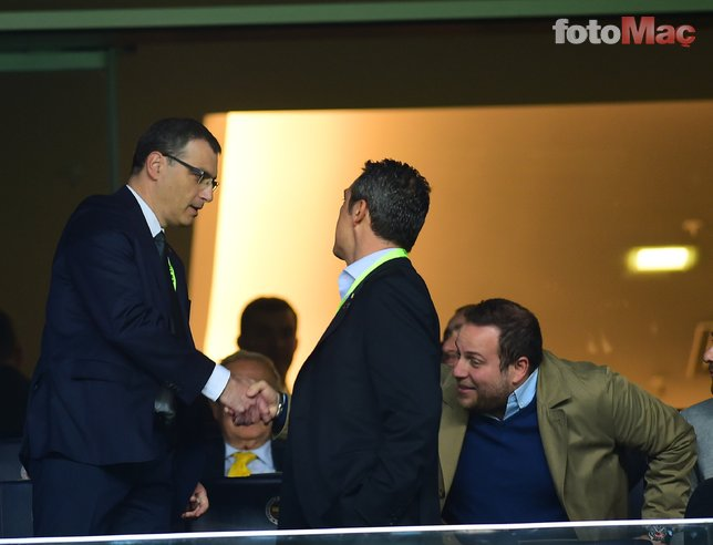 Fenerbahçe'de Damien Comolli'nin fişi çekiliyor! Yerine flaş isim...