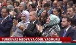 Turkuvaz Medya Grubu'na 6 ödül birden!..