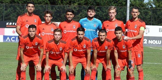 Gençlerde Beşiktaş 1-0 kazandı